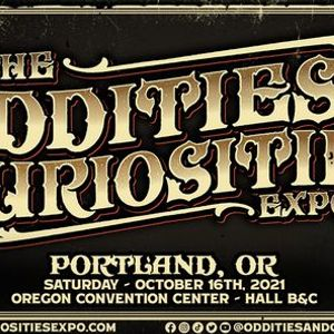 Portland Oddities & Curiosities Expo 2021