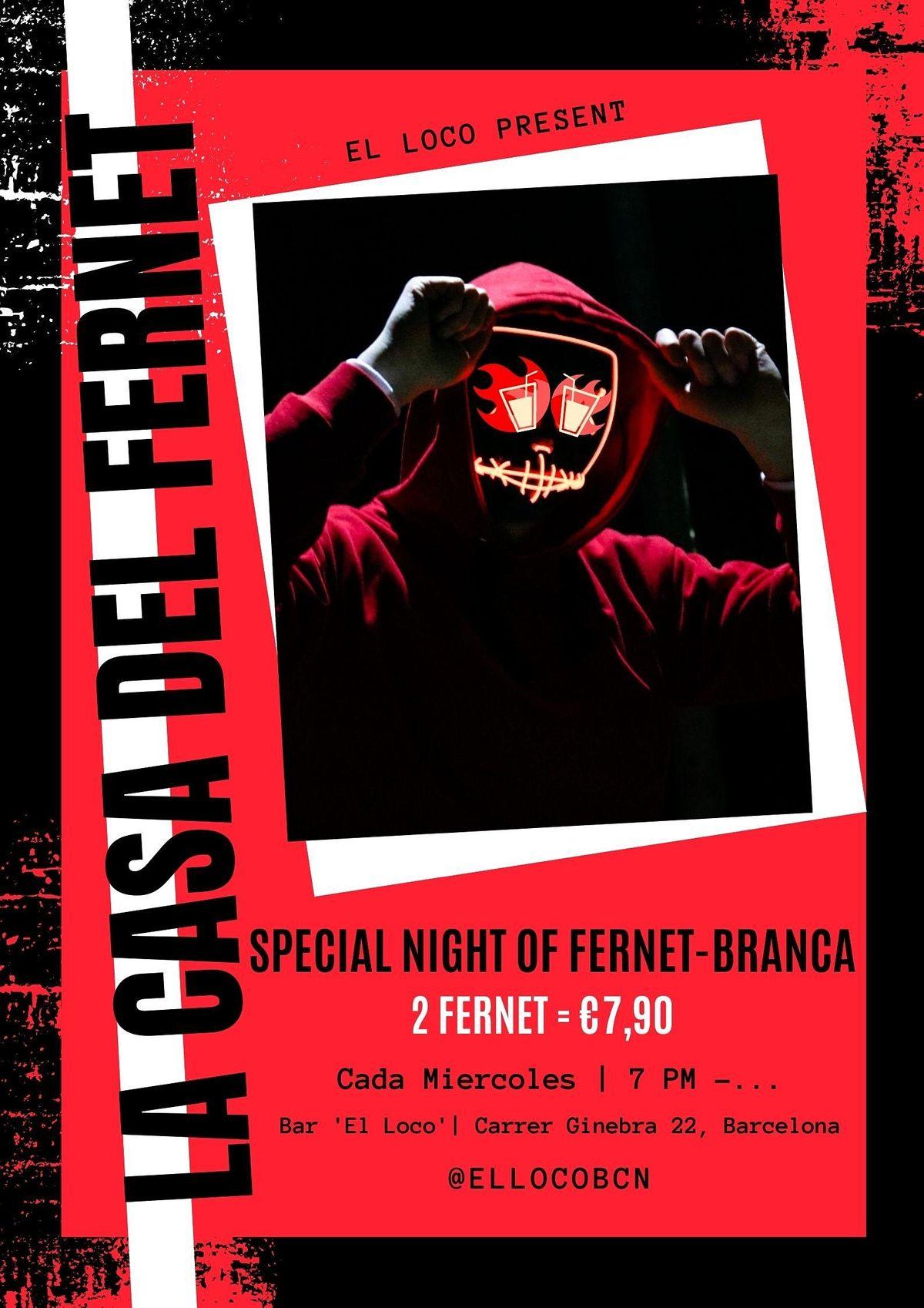 La casa de Fernet-Branca   Event in Barcelona   AllEvents.in
