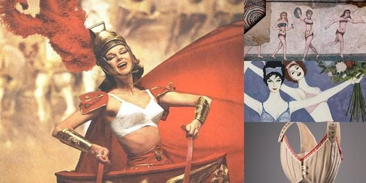 'History of the Bra: From Push-Ups to Protest' Webinar, 12 May   Online Event   AllEvents.in