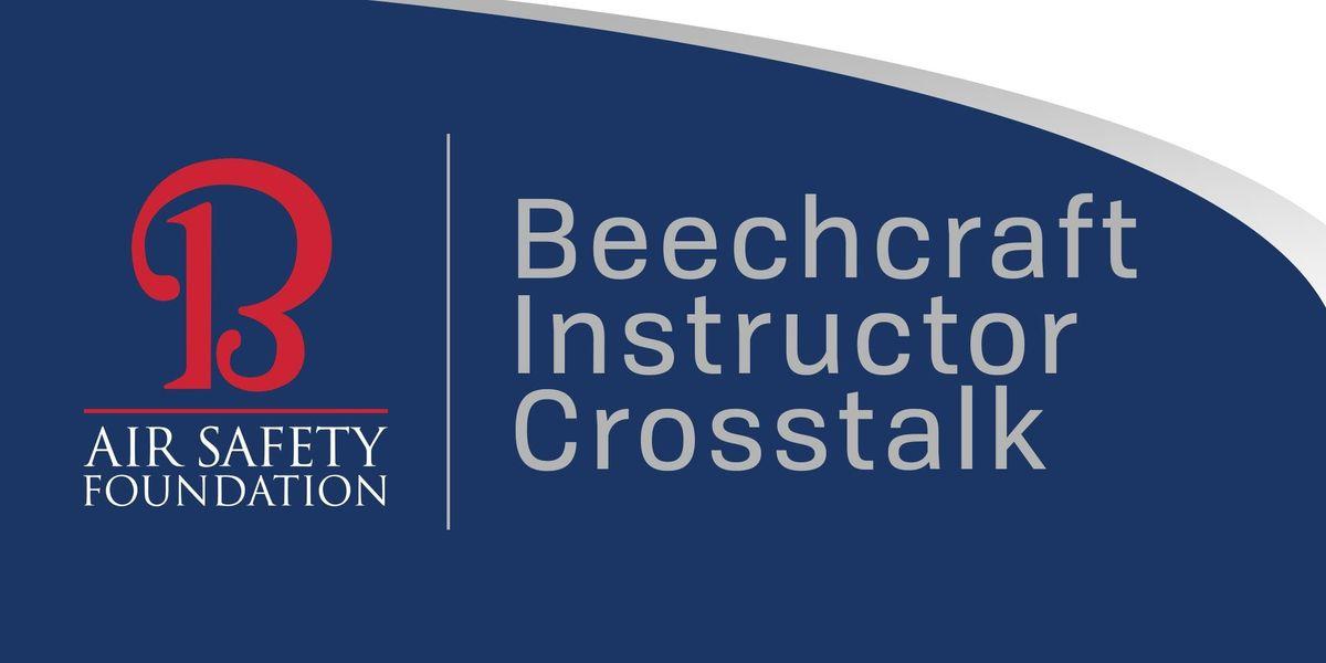 ABS Beechcraft Instructor Crosstalk - West Houston TX 2020