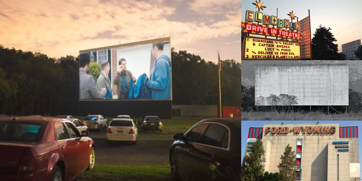 'Drive-in Movies: Rise, Fall, and Rebirth of an American Icon' Webinar, 13 October | Online Event | AllEvents.in