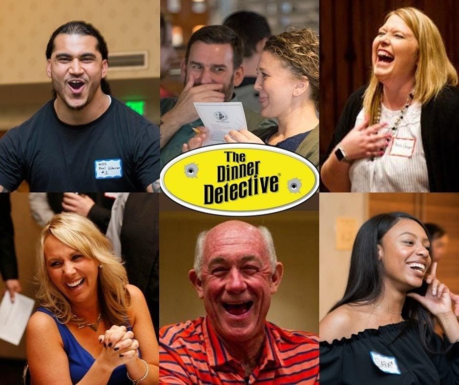 The Dinner Detective M**der Mystery Dinner Show - Cleveland   Event in Cleveland   AllEvents.in