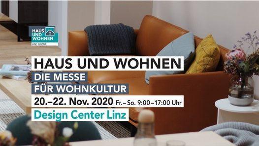 26. Messe Haus und Wohnen Linz, 20 November   Event in Linz   AllEvents.in