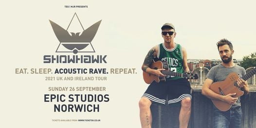 Showhawk Duo, 26 September | Event in Norwich | AllEvents.in