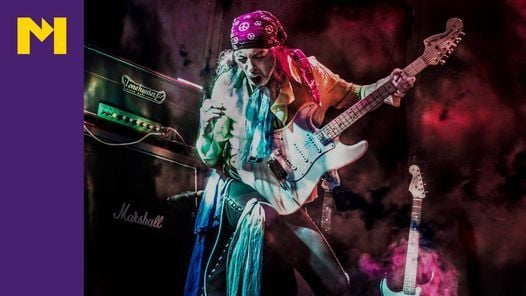 Randy Hansen  In Loving Memory of Jimi Hendrix in Hengelo