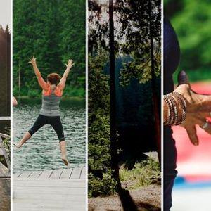 Summer Retreat at Loon Lake Lodge & Retreat Centre
