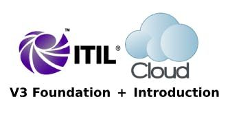 ITIL V3 Foundation  Cloud Introduction 3 Days Training in Copenhagen