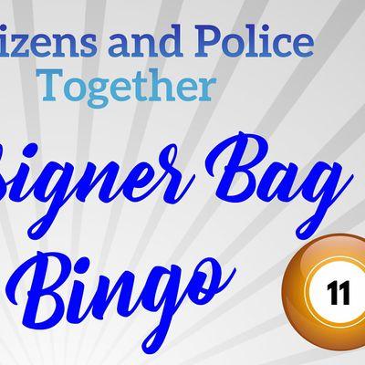 Citizens and Police Together (C.A.PT.) Designer Bag Bingo