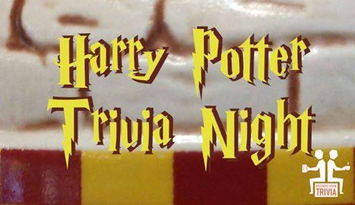 Harry Potter Trivia Night At Sweet Tee S Coffee Shop Olathe