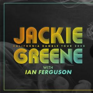 Jackie Greene at The Mystic Theatre