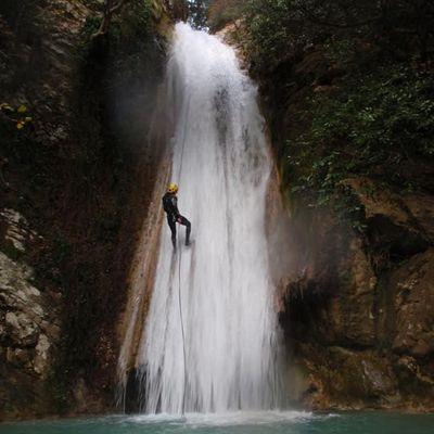 APO-DRASIS.GR  25-26921   Trekking - River Trekking - Canyoning