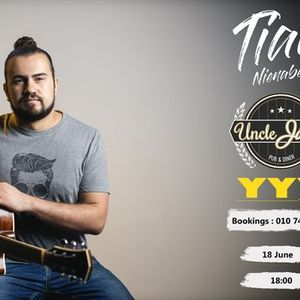Tian Nienaber Live at Uncle Jimss