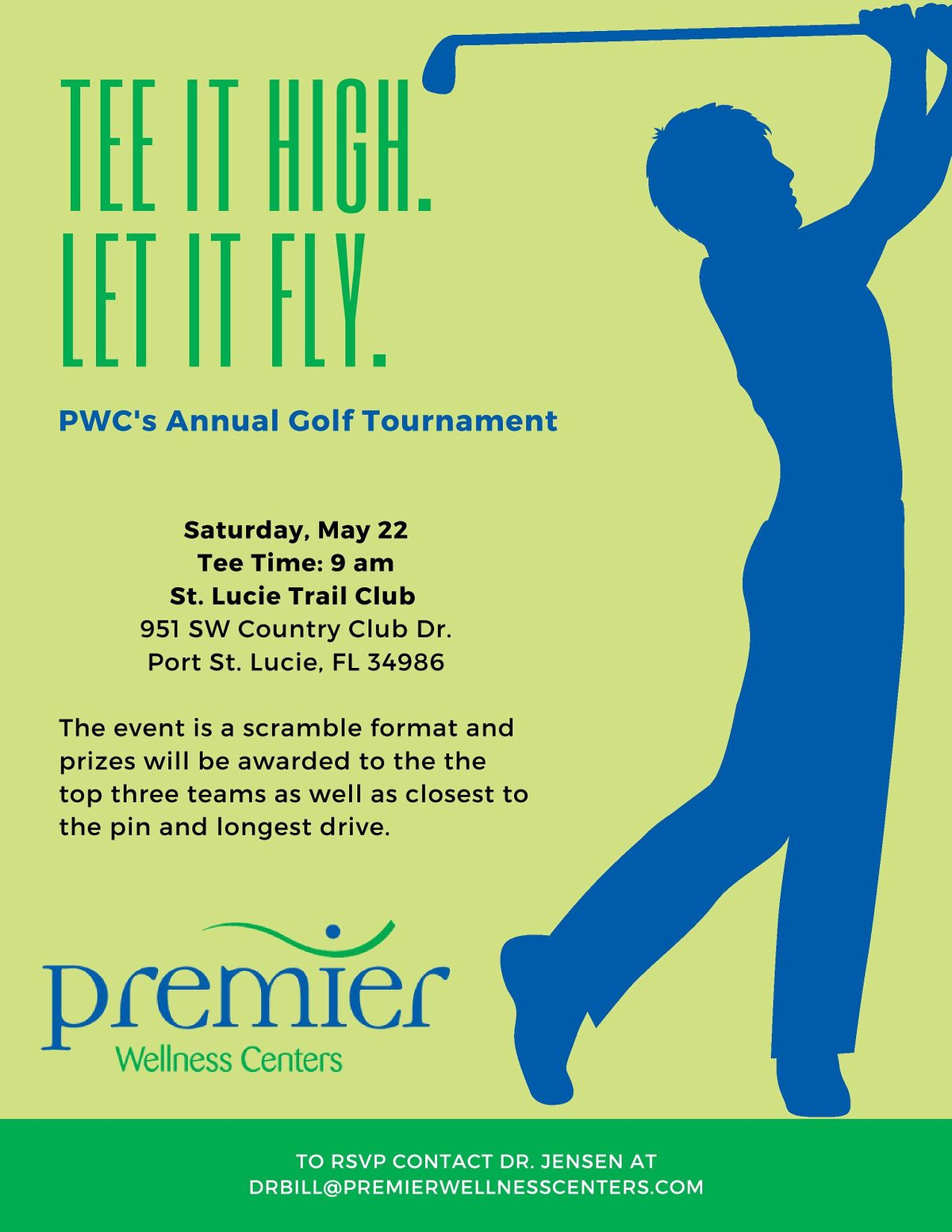 Premier Wellness Centers Golf Tournament, 22 May | Event in Port St. Lucie | AllEvents.in