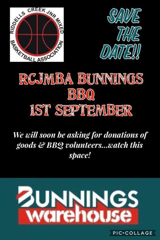 Rcjmba Bunnings BBQ at Bunnings Warehouse Australia, Sunbury