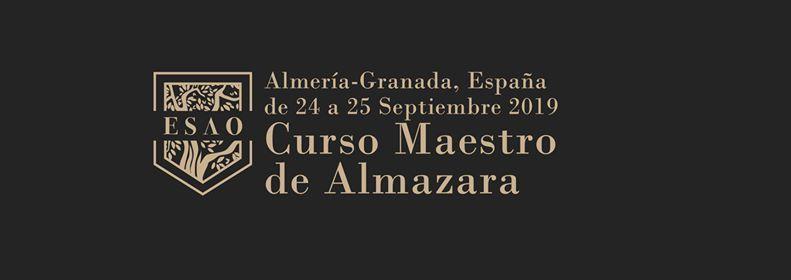 Curso Maestro de Almazara - Edicin Almera-Granada