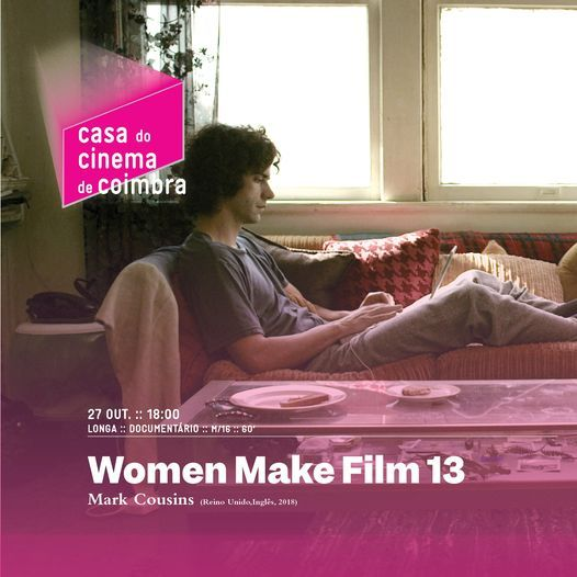 WOMEN MAKE FILM 13, 27 October   Event in Coimbra   AllEvents.in