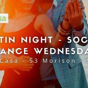 LATIN NIGHT - Wednesday Social Dance
