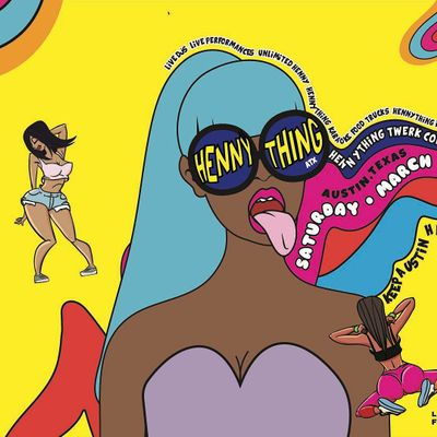 HENNYTHING ATX - EVENT TICKETS