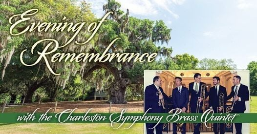 An Evening of Remembrence, 3 October | Event in Charleston | AllEvents.in