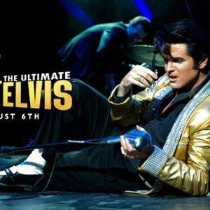 Dean Z - The Ultimate Elvis - Star of the hit tour Elvis Lives