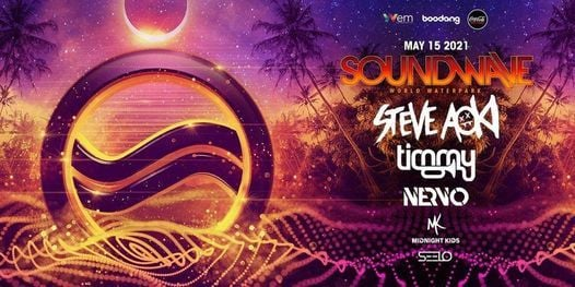 ❂ Soundwave ft. Steve Aoki 2021, 15 May | Event in Edmonton | AllEvents.in