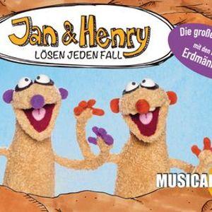 Jan & Henry - Die groe Bhnenshow - Open Air Musicaltour 2021