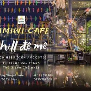 m nhc acoustic cng Kimiwi v Du Ca band