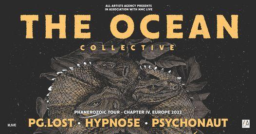 IN VERSCHIEBUNG: The Ocean /// Schlachthof Wiesbaden, 3 June   Event in Wiesbaden   AllEvents.in