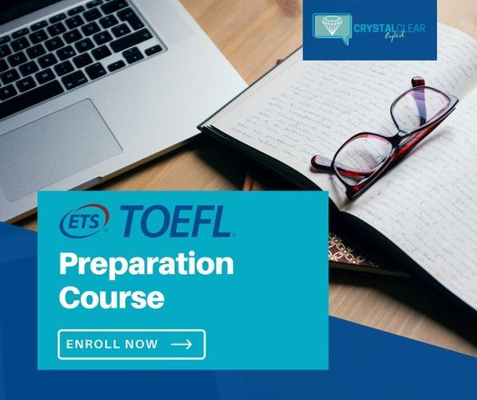 FREE TOEFL Preparation Class, 5 December | Online Event | AllEvents.in