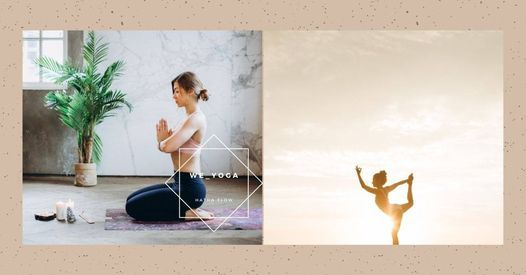 Hatha Yoga Flow con Cate, We_Bologna, April 9 2021 ...