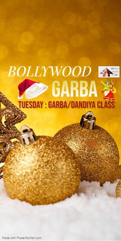 Bollywood Dance Class - Gujarati Garba   Online Event   AllEvents.in
