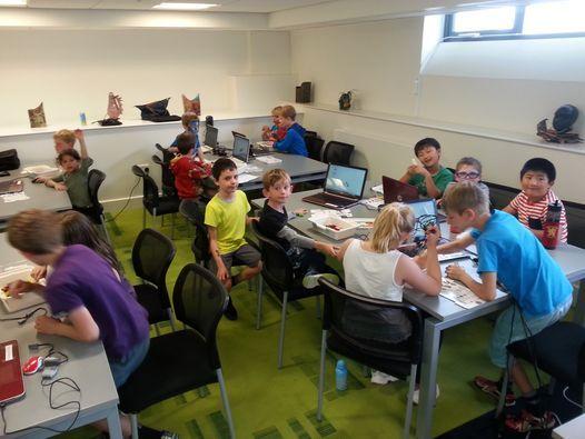 Kids FUN Tech Summer Club   Event in Milton Keynes   AllEvents.in