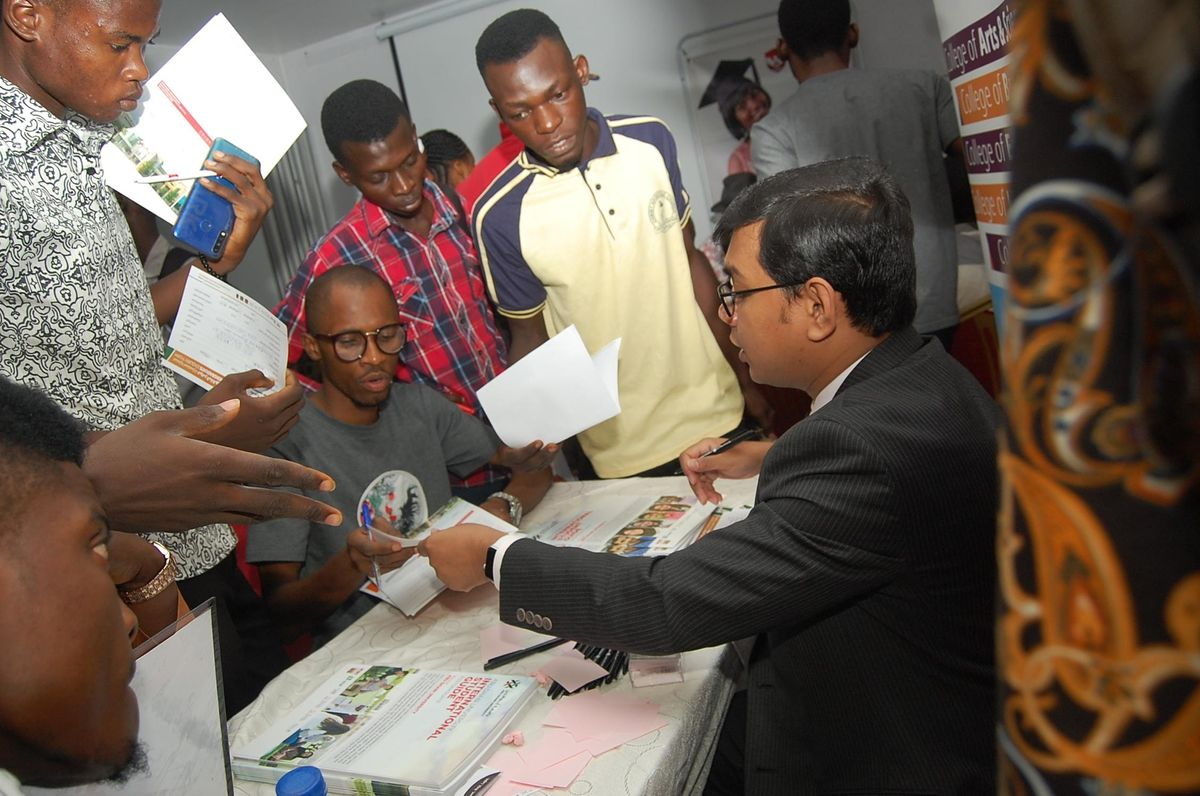 Lagos Island International Education Fair, 28 January | Event in Lagos | AllEvents.in