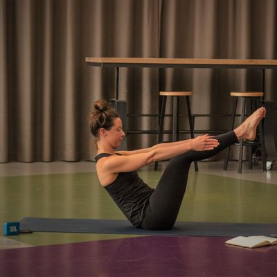 Yoga with Eline