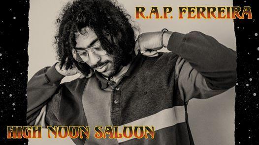 RAP Ferreira (fka Milo) at High Noon Saloon
