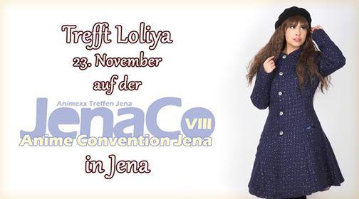 Loliya Modenschau & Shoppen auf der JenaCo (Jena)