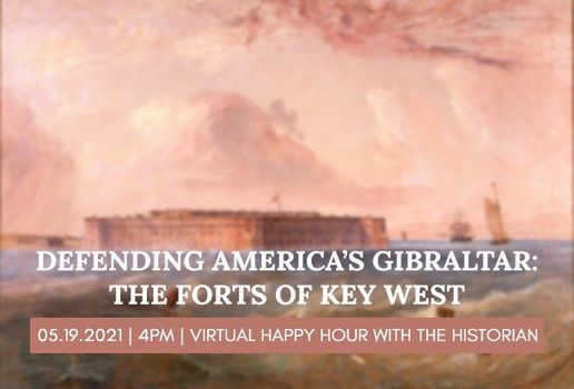 Virtual Happy Hour with the Historian, 19 May   Event in Key West   AllEvents.in