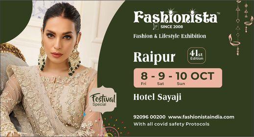 Fashionista Fashion & Lifestyle Exhibition - Rakhi special Raipur | Event in Raipur | AllEvents.in