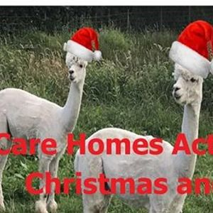 Care Homes Activities for Christmas and 2020