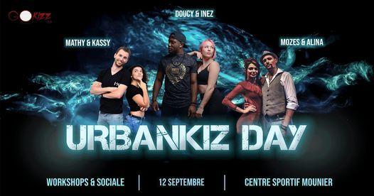 Urbankiz Day by Gokizz 2.0, 12 September | Event in Zaventem | AllEvents.in