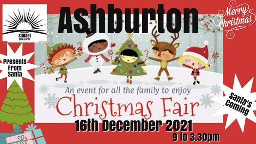 Ashburton Christmas Fair, 16 December | Event in Pietermaritzburg | AllEvents.in