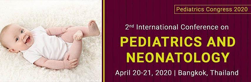 2nd International Conference on Pediatrics and Neonatology