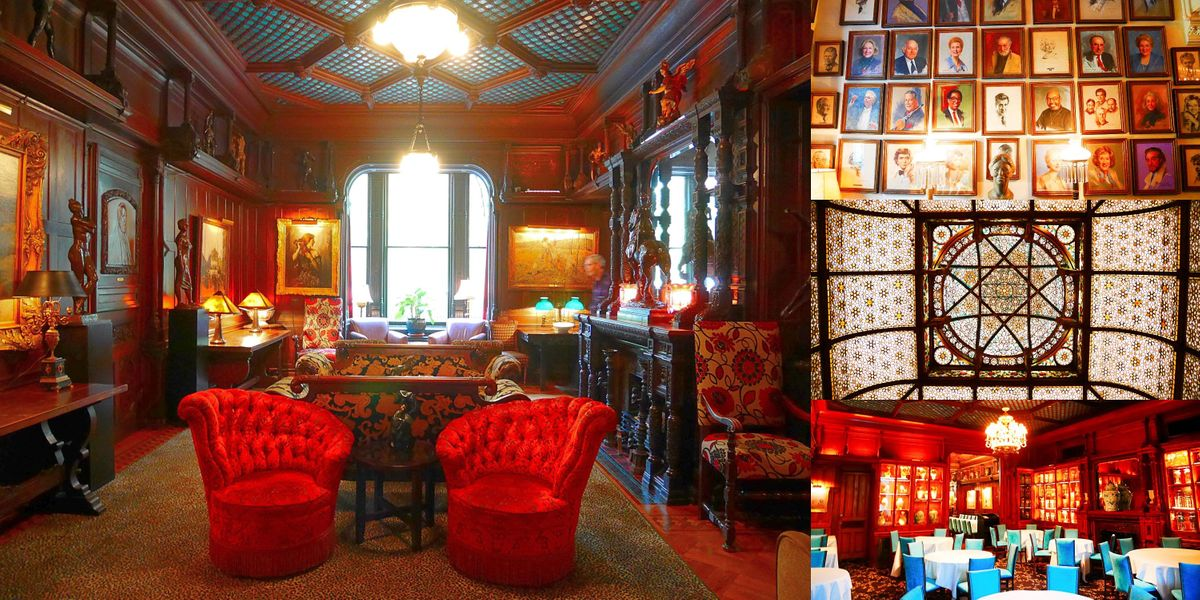 Behind-the-Scenes @ The National Arts Club & 1844 Gilded Age Tilden Mansion, 13 November   Event in New York