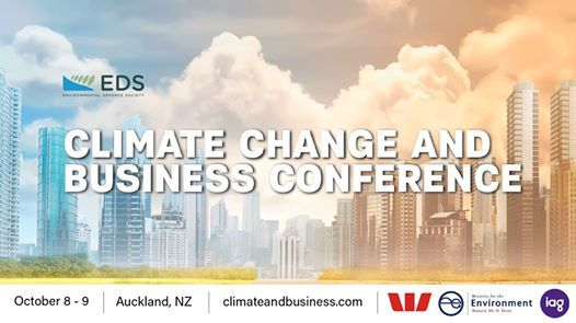 Climate Change and Business Conference 2019