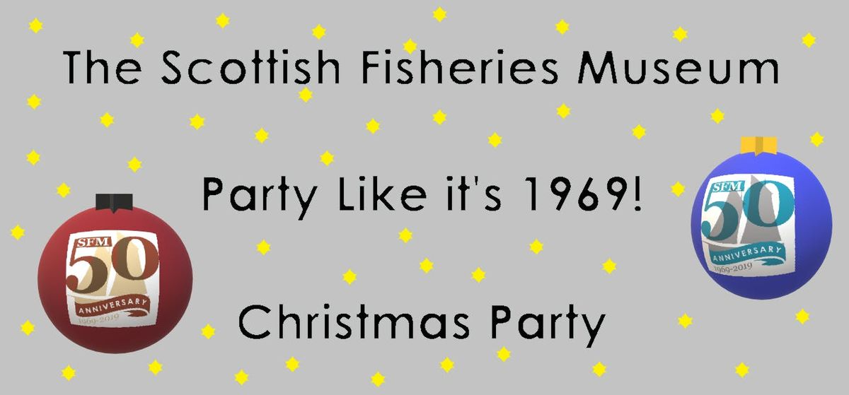 Party Like Its 1969 Christmas Party