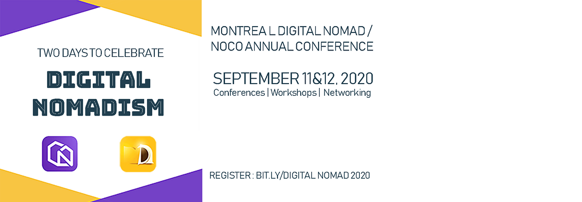 Two Days to Celebrate Digital Nomadism
