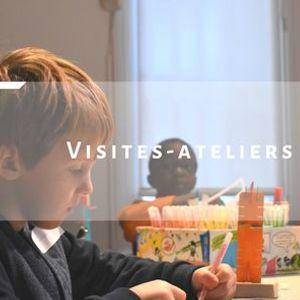 Visites-ateliers (7-10 ans)  Les aventuriers de lart