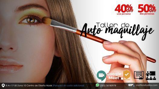 Taller de Automaquillaje (Curso en vivo), 8 May | Online Event | AllEvents.in