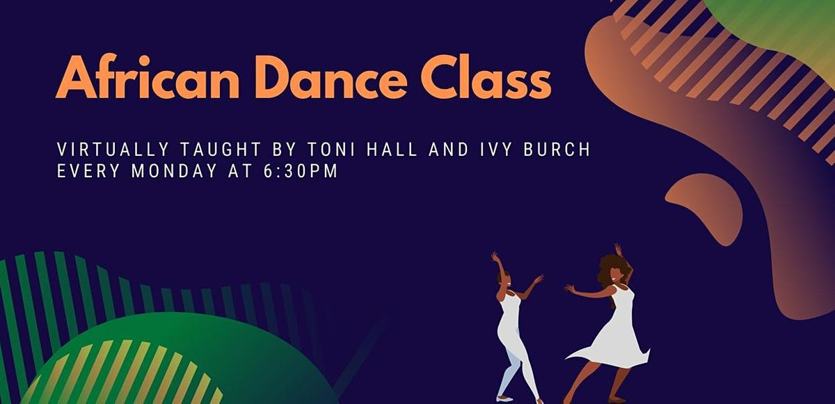 African Dance Class | Online Event | AllEvents.in