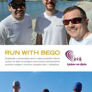 RUN WITH BEGO